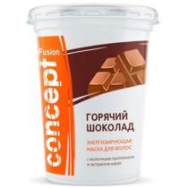 Горячий шоколад энергизирующая маска