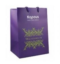 Пакет подарочный линии MACADAMIA OIL от Kapous